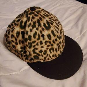 Victoria's Secret PINK Cheetah Hat